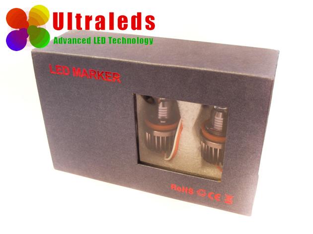 Eseastar - E92 H8 160 Wat LED Marker Version IV 16 x CREE XLamp®XB-D LED